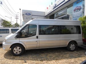 cho thue xe ford transit