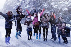 Kinh nghiệm đi du lịch trong mùa đông