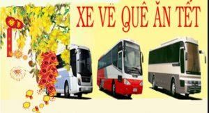 Dịch vụ cho thuê xe về quê ăn tết 2021